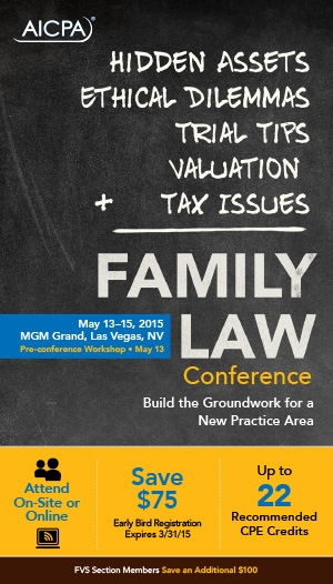 Family Law Conference 2015 - Virtual