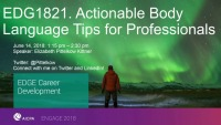Actionable Body Language Tips for Professionals