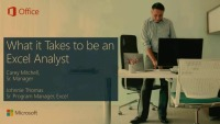 Uncover the Mystery: What it Takes to Become an Excel Analyst