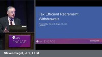 Tax-Efficient Retirement Withdrawals