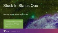 Stuck in Status Quo (and How to Break Out of It)
