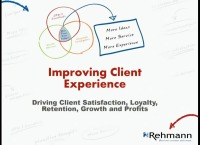 Improving Client Experience to Drive Loyalty and Profits