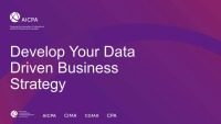 Data-Driven Leader Session 1: Creating a Data-Driven Business Strategy (Repeat)