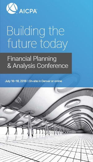 Financial Planning & Analysis Conference 2018