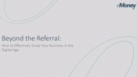 Beyond the Referral: How to Effectively Grow Your Business in a Digital Age