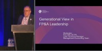 Generational View in FP&A Leadership