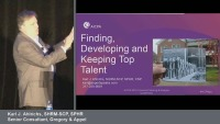Finding, Developing and Keeping Top Talent - 3 Angles to a Common Challenge