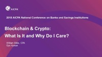 Blockchain & Crypto: What Is It and Why Do I Care?
