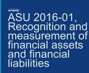 Classification and Measurement: ASU 2016-01