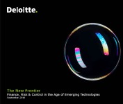 The New Frontier: Finance, Risk & Control in the Age of Emerging Technologies