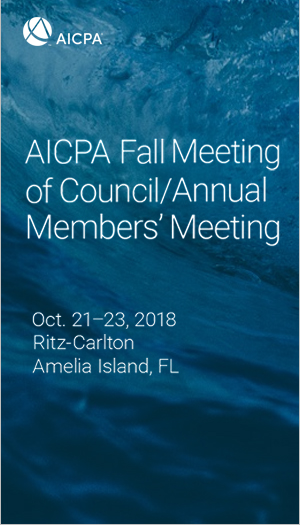 Fall Council & Annual Member's Meeting 2018