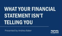 What Your Financial Statement Isn't Telling You