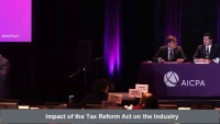 Impact of the Tax Reform Act on the Industry