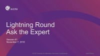 Lightning Round: Experts Go Toe-to-Toe on Key Tactics