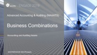 Business Combinations: Accounting and Auditing Issues