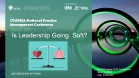 Is Leadership Going Soft?