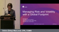 Managing Risk and Volatility with a Global Footprint