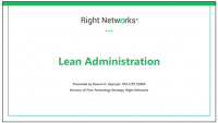 Lean CPA Firm Operations