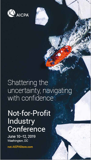 Not-for-Profit Industry Conference 2019