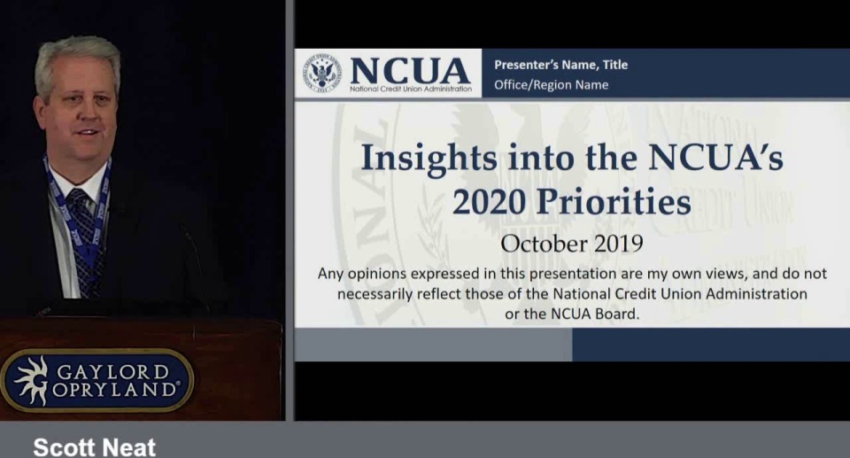 Announcements and Introduction | NCUA Update
