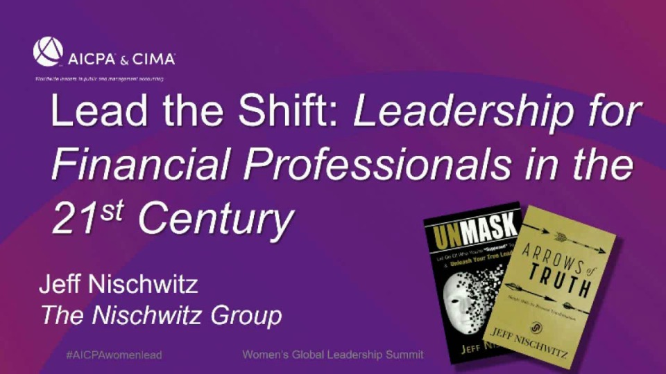 Leading the Shift: Leadership for Financial Professionals in the 21st Century
