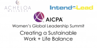 Creating a Sustainable Work+Life Balance
