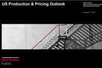 U.S. Production and Pricing Outlook