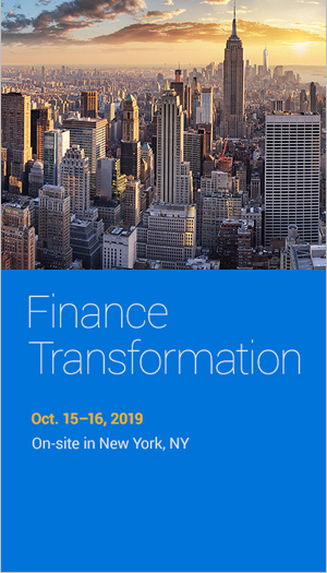 AICPA & CIMA Finance Transformation New York 2019
