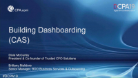 Tutorial: Building Dashboards (CAS)