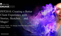 PFP2010. Creating a Better Client Experience with Stories, Sketches. . .and Magic!