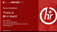 FIN2002. Talent Impact and Change Management Today
