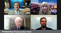 PFP2020. Best Planning Ideas Panel