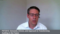 PST2015. Demands, Drivers, and Approach to Transforming Auditing in the Future