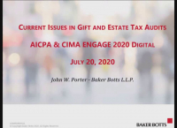 EST2002. Gift and Estate Tax Audits