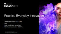 ENG2005. Practice Everyday Innovation (PST, EDG)