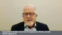 PFP2002. Geopolitical Update: How the US Impacts the World, and the World Impacts Us
