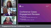 Engagement Review Conference Cases