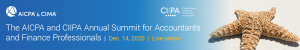 AICPA and CIIPA Annual Summit for Accountants and Finance Professionals 2020