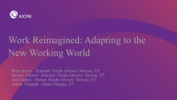 Work Reimagined: Adapting to the New Working World