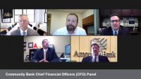 Community Bank Chief Financial Officers (CFO) Panel