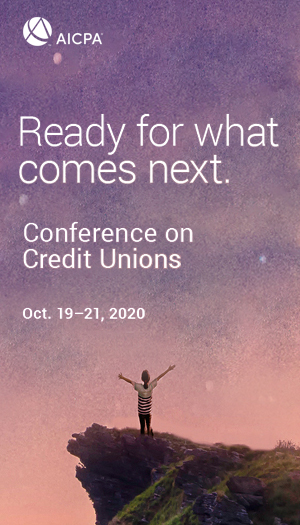 AICPA Conference on Credit Unions 2020