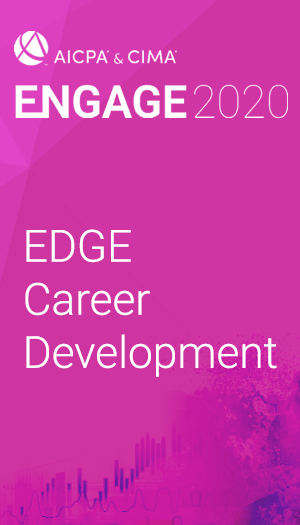 EDGE Career Development (as part of ENGAGE 2020)