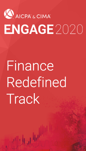 Finance Redefined Track (as part of ENGAGE 2020)