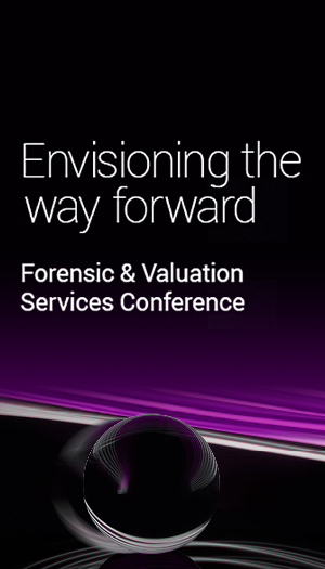 Forensic & Valuation Services Conference 2020