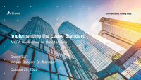 Implementing the Lease Standard