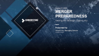 Credit Union Merger and Acquisition Preparedness and Considerations
