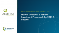 How to Construct a Reliable Investment Framework for 2021 & Beyond