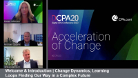 Welcome & Introduction | Change Dynamics, Learning Loops & Finding Our Way in a Complex Future