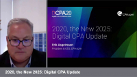 2020, the New 2025: Digital CPA Update