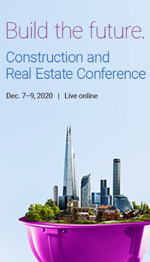 AICPA Construction and Real Estate Conference 2020